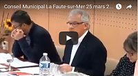 image video du conseil municipal